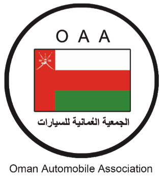 Oman Automobile Association logo